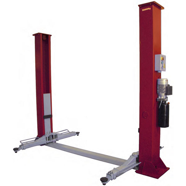 Heavy Duty Pneumatic Lift Arms : Lifts pa post lift t