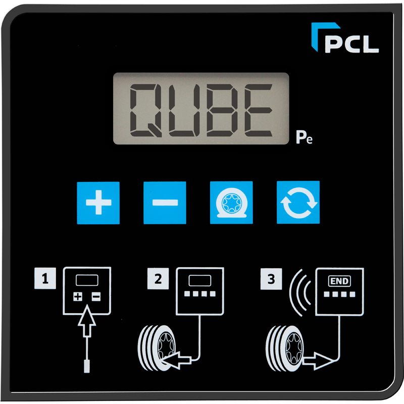 PCL Accura Qube Tyre Inflator